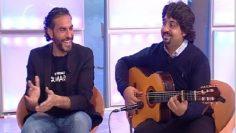"""""""Eterno Camarón"""" de Pedro el Granaíno y Luis Monge a la guitarra"""