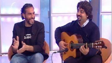 «Eterno Camarón» de Pedro el Granaíno y Luis Monge a la guitarra