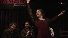 CASA PATAS, FLAMENCO EN VIVO #324 – GEMA MONEO, BAILAORA